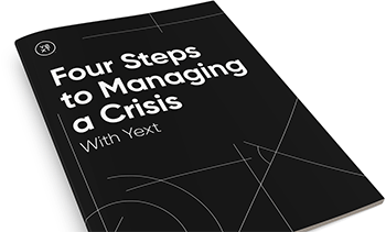 Four Steps to Managing a Crisis, Front Cover, Thumbnail
