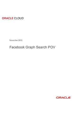 Facebook Graph Search POV | bizibl com