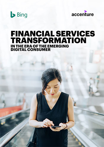 Financial Services Transformation Front Cover Thumbnail