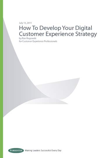 Companies Need A Digital Customer Experience Strategy To Ensure That They Build The Right Experiences Suit Their Customers Needs And Expectations