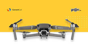 GetFPV drone