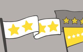 Google Stars Flag