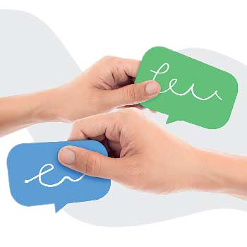Human chat
