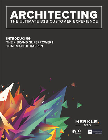 ebook front cover thumbnail - Architecting the Ultimate B2B Customer Experience
