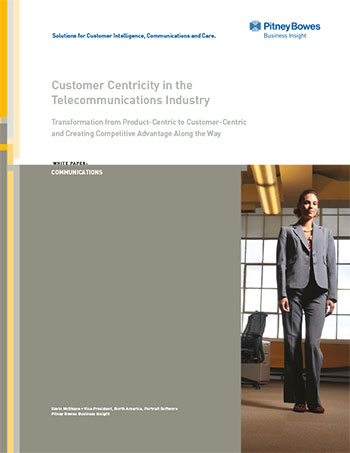 Customer Centricity in the Telecommunications Industry | bizibl com