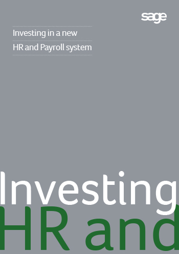 Investing in HR & Payroll