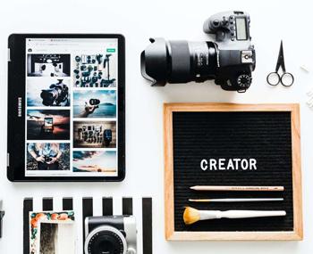 Creators tools