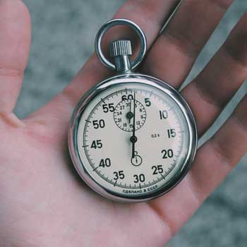 Stopwatch Slow