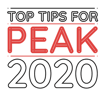 Top Tips for Peak 2020