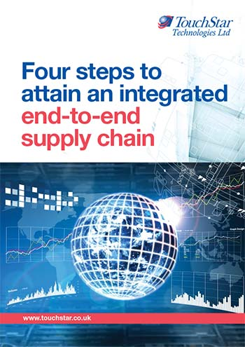 Four Steps to Attain an Integrated End-to-end Supply Chain ...