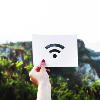 Going Wireless - Outside